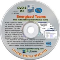 Build Energized Teams DVD