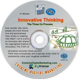 Innovative Thinking Process DVD