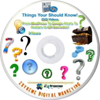 Things You Should Know DVD