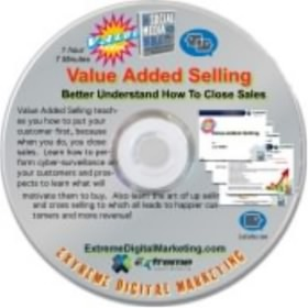 Value Added Selling DVD